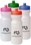 24oz Biodegradable Natural Bike Bottles